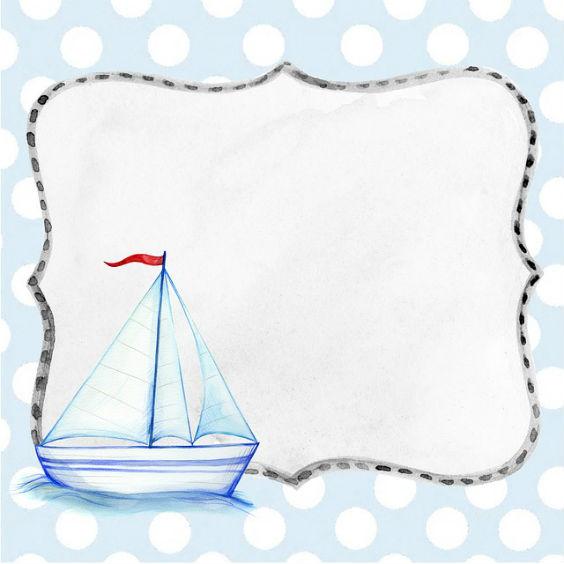 karte schiff blau 564