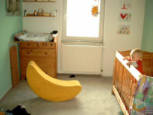 Das Kinderbett als wichtiger Teil der Kinderausstattung